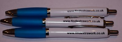 Free Pens Samples By Mail