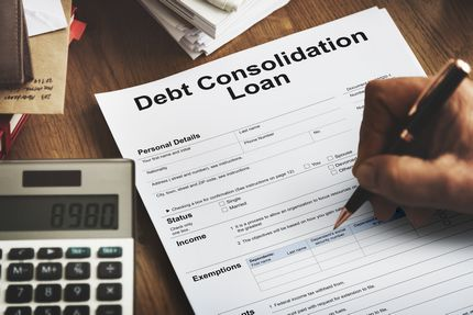 Low Interest Debt Consolidation Unsecured Loans
