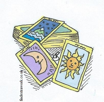 Tarot Card Reader Jobs