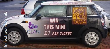 win a car competition